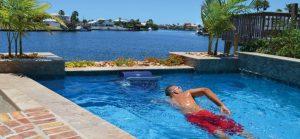 sistema de nado para piscinas pequeñas